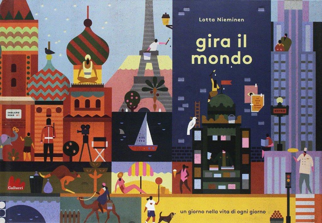 芬兰插画师 Lotta Nieminen作品欣赏