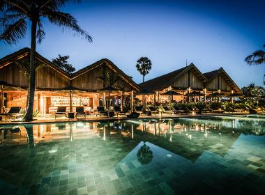 柬埔寨Phum Baitang酒店--欧模网设计头条