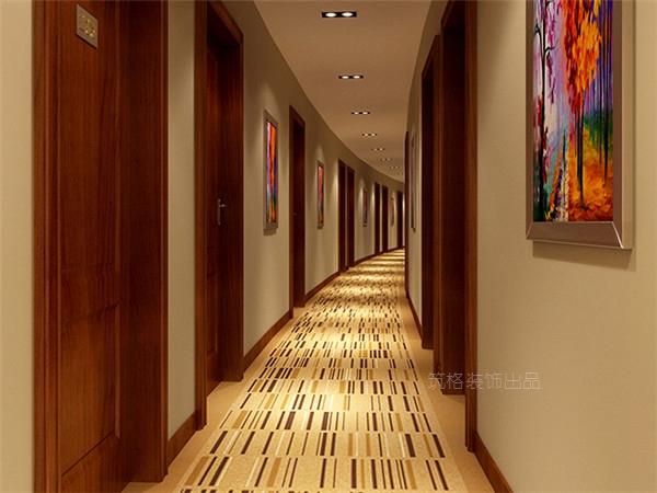 四川康定云上溜溜商务酒店装修设计效果图赏析 筑格装饰出品