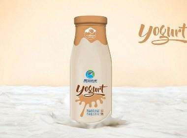 酸奶包装设计01