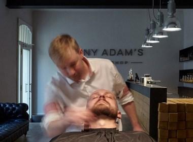 成都理发店装修设计丨成都理发店装饰公司丨成都理发店设计