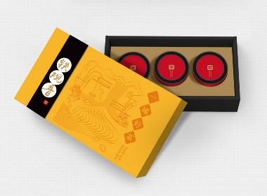 【汇包装】铁观音茶叶盒包装设计