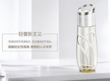 德腾工业设计提供搅拌机玻璃杯设计等服务