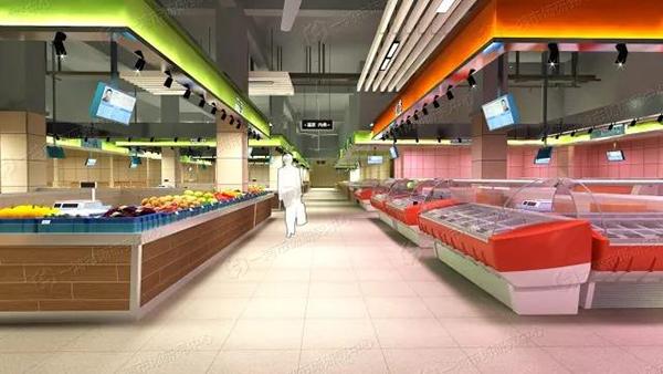 > 室內農貿市場_農貿市場室內效果圖  新型農貿市場設計案例篇--安徽