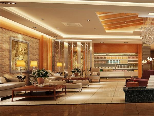 成都红牌楼商务酒店装修设计效果图赏析|筑格装饰出品