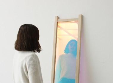 神奇七彩镜 | 审美与视觉的交互式体验