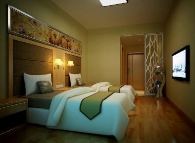 德阳商务酒店丨德阳专业酒店设计丨酒店装修