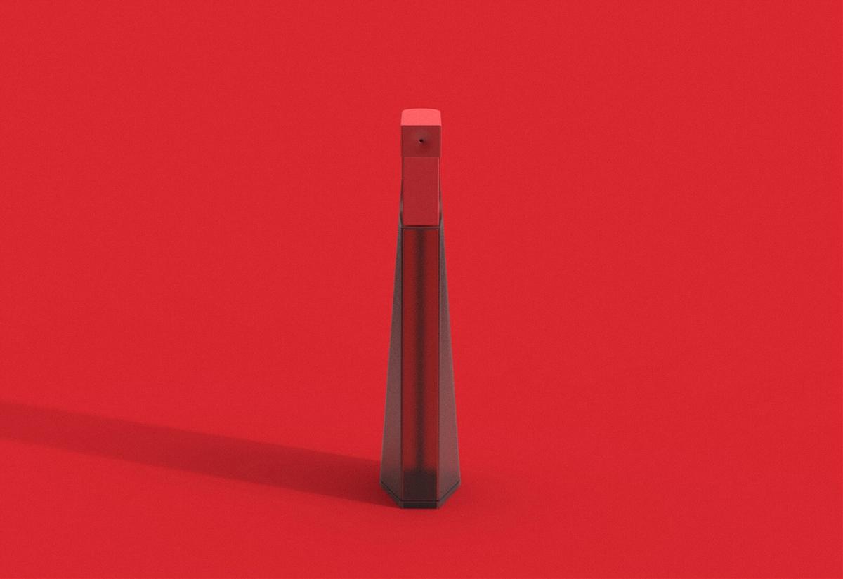 香水瓶产品设计
