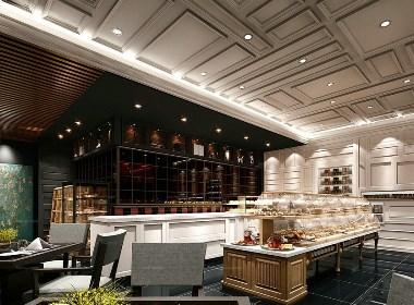 【面包房】-南京专业甜品奶茶铺设计公司|南京专业甜品奶茶铺装修公司