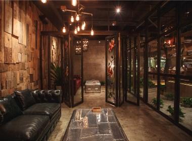 【花园咖啡】—武汉咖啡厅装修/武汉咖啡厅装修公司