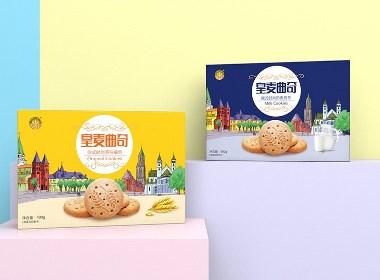 皇麦曲奇饼干