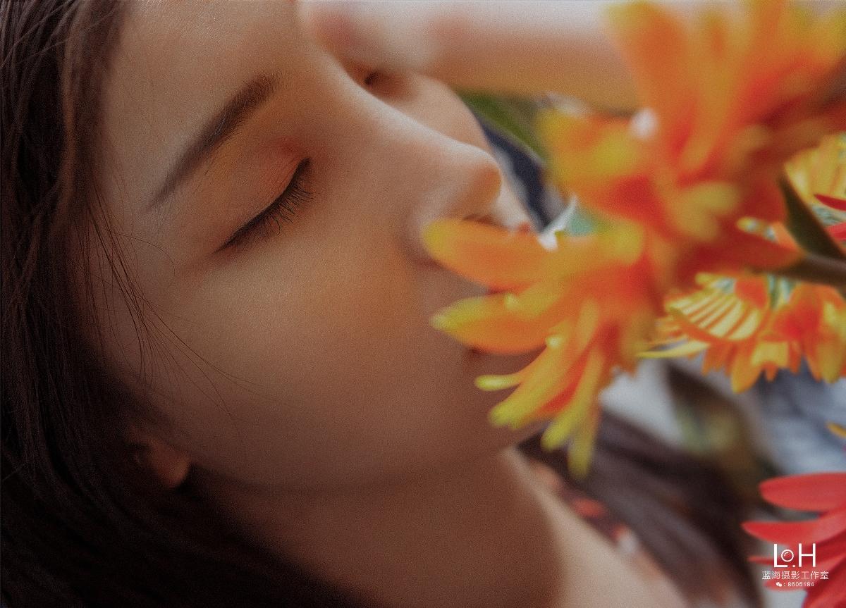 太阳花—人像摄影