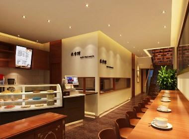 【采幸馆西点屋设计】-南京专业甜品店设计公司|南京专业甜品店装修公司
