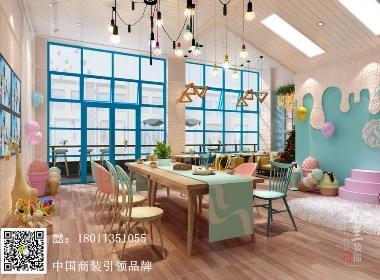 【CARRIE_LI甜品店】重庆甜品店设计|重庆山城蛋糕店设计|连锁品牌设计