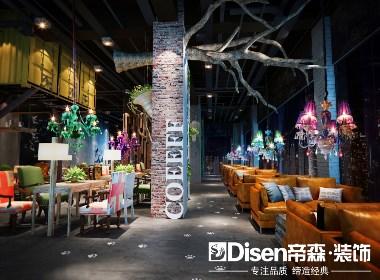【漫猫咖啡】—武汉咖啡厅装修/武汉咖啡厅装修公司