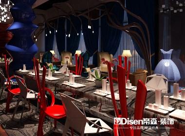 【漫漫咖啡厅】—武汉咖啡厅装修/武汉咖啡厅装修公司