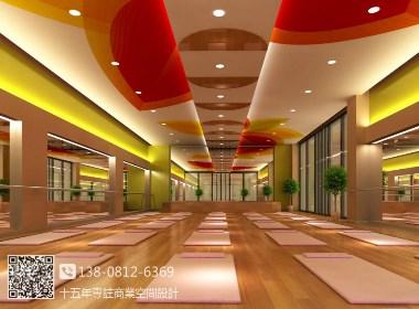 心逸瑜伽会所-成都瑜伽会所设计|成都瑜伽馆装修公司|成都专业瑜伽会所设计公司