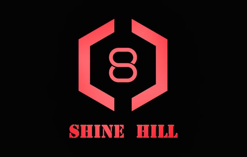 "1、logo以科技为概念,以金色为基础,以联想为依据,以充分展示圣喜路润滑油产品以""科技绿色服务生活""的理念。 2、本logo构成中以圆,六边形基本要素,易联想到路、规则的结构构成,符合企业的产品的特征;产品英文名称Shine hill,在logo外形字母上,取英文名称首字母SH融入其中;细节上,六角形内是s的变形为一个8字,一个回路,上下贯穿六边形为1字。s取自英文中的St."