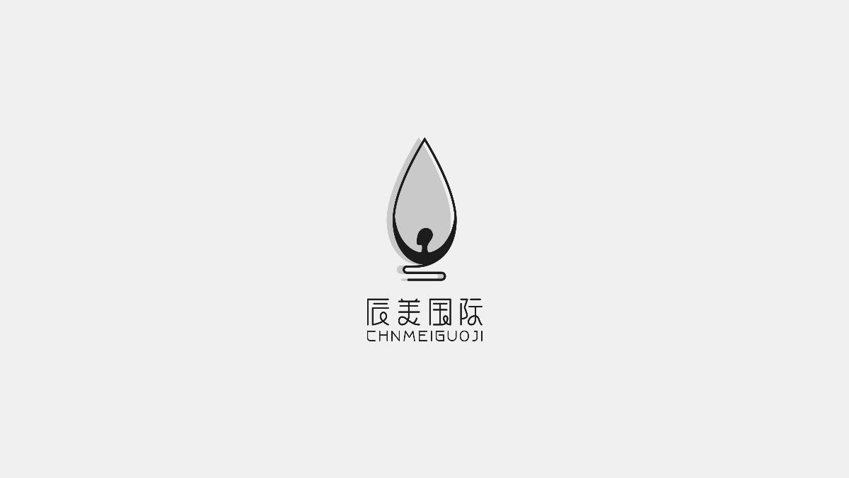 辰美国际 — 标志设计