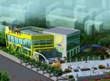 【爱米尔幼儿园】-南京幼儿园设计|南京幼儿园装修