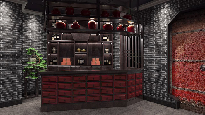 江苏老员外骨头汤连锁餐饮品牌全案设计-品深设计
