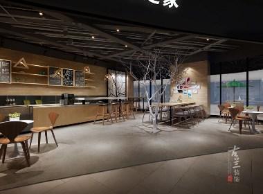 咖啡厅空间原则有哪些?成都咖啡厅设计公司