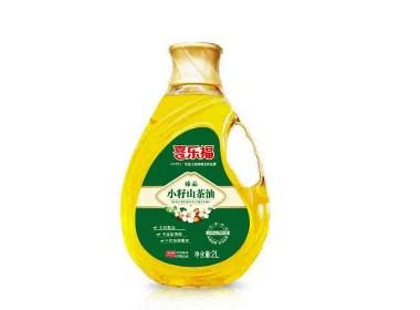 喜乐福 食用油品 北京包装设计+北京VI设计