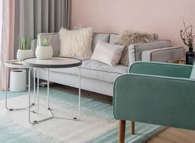 清新现代风格案例,室内装饰