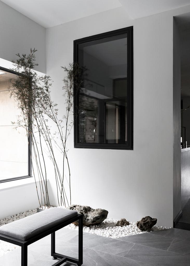 黑白之间,现代风格案例