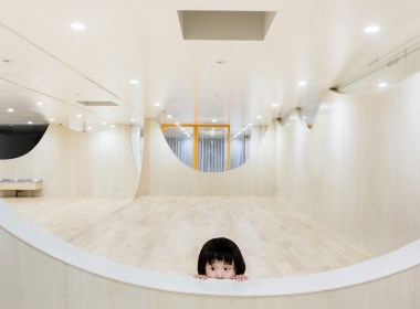 自然美幼儿园——成都幼儿园装修设计案例赏析