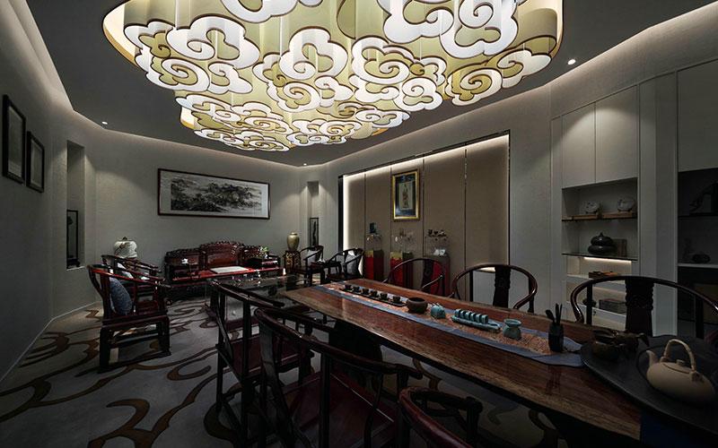 【云来茶楼】—武汉专业茶楼设计/武汉专业茶楼设计公司