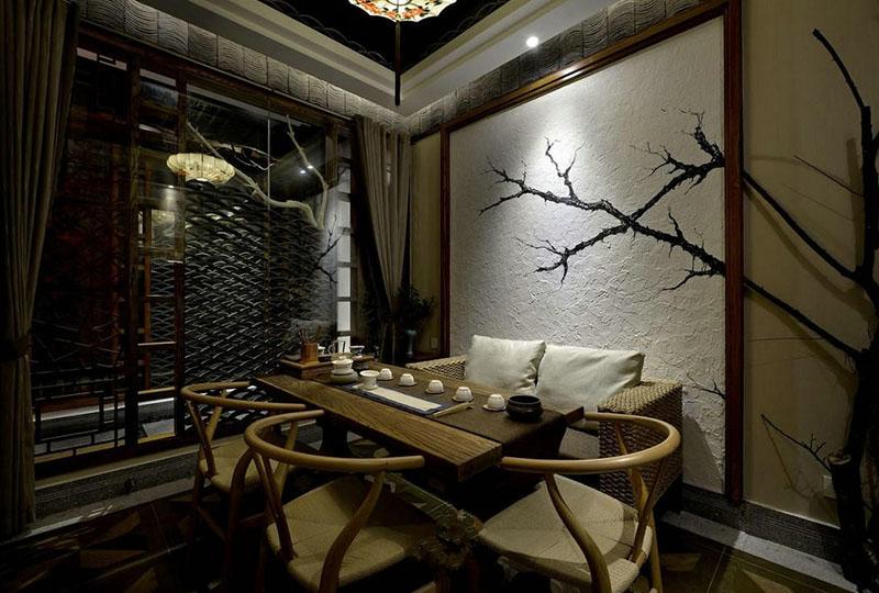 【北海道茶楼】—武汉专业茶楼设计/武汉专业茶楼设计公司
