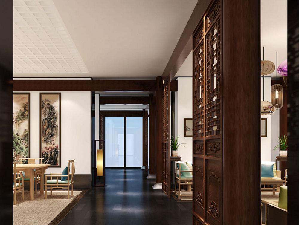 【高升大茶楼】—武汉专业茶楼设计/武汉专业茶楼设计公司