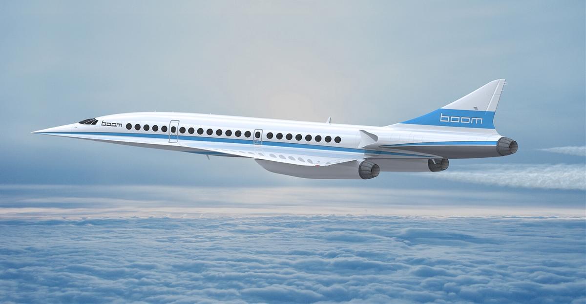 现代高档飞机的内部长这样