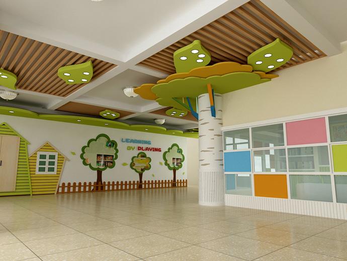 南充实验幼儿园设计-成都专业幼儿园设计|成都幼儿园装修公司