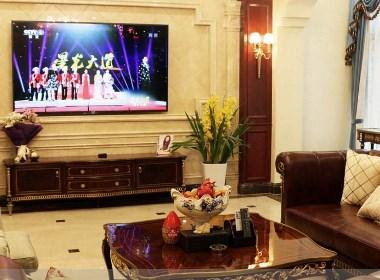 奢适别墅美式室内设计——高端别墅设计