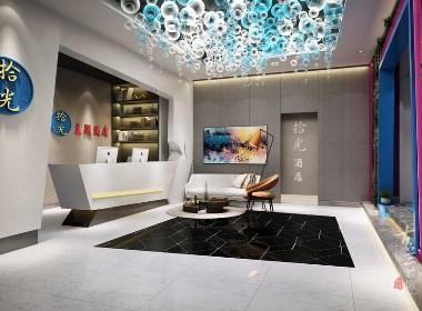 独特环保的体验性精品酒店设计,成都酒店设计