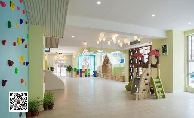 天才宝贝儿童早教培训中心-成都儿童早教中心装修公司