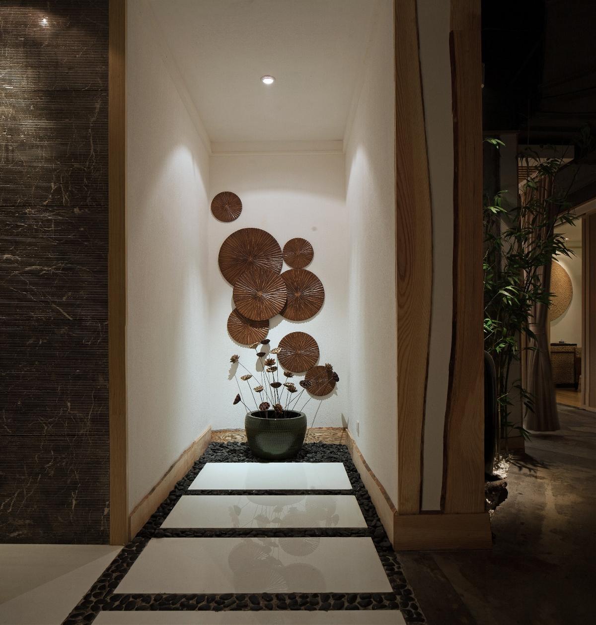 素芳斋素食餐厅-成都素食餐厅装修|成都素食餐厅设计公司|龙泉|温江|新都|郫县素食餐厅设计公司