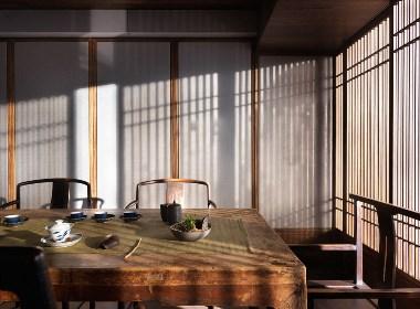 優雅,寧靜---茶室