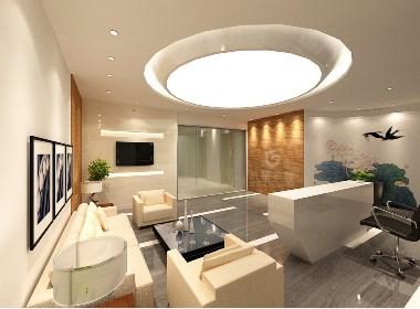 源泰祥公司案例丨成都办公室设计丨办公楼设计丨筑格装饰