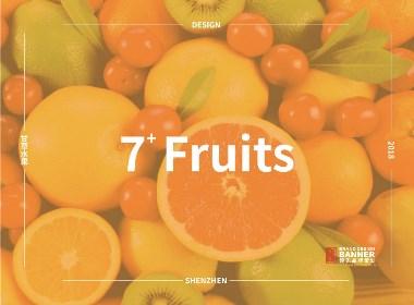 7+ fruits 甘草水果