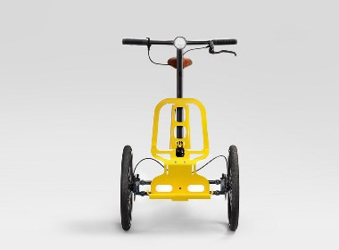 方便采购脚踏车设计