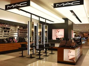 化妆品店设计案例效果图