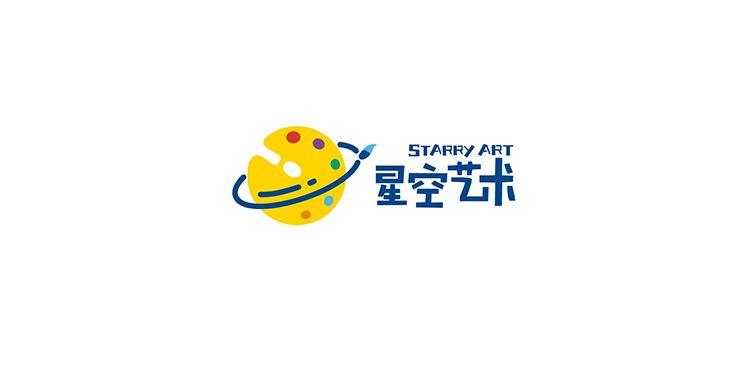 禾也品牌丨星空艺术少儿培训·全案设计