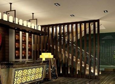 《景天食府》-成都餐厅设计