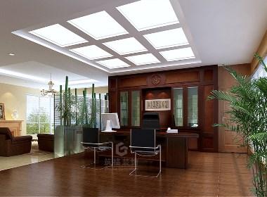 办公空间案例丨成都专业办公室设计丨办公室装修丨丨筑格装饰