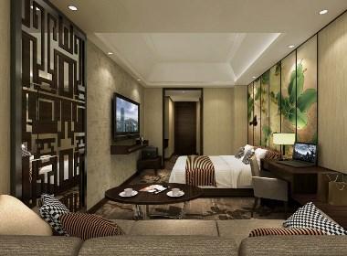 【大陆假日精品酒店】-南京酒店装修|南京酒店设计