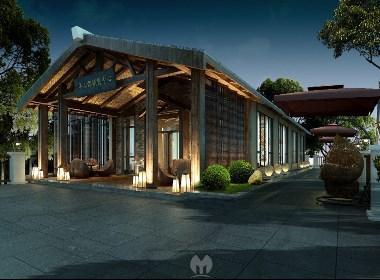 利川售楼部设计——沐野设计