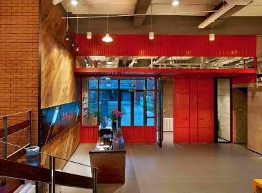 郑州兴业大厦 ,办公空间设计,办公室设计布局